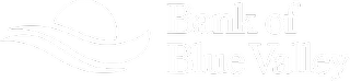 Bank of Blue Valley logo